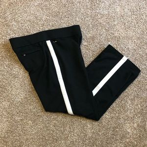 Ralph Lauren L-RL Active Black Wide Leg Pant